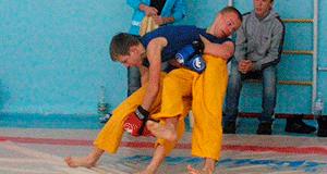 У Тернополі відкрили зал для тренувань з фрі-файту