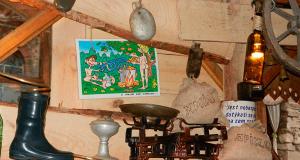 У Тернополі  відкрили музей «Вагон-самогон»