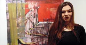 Майже психотерапевтична виставка картин у Бункермузі