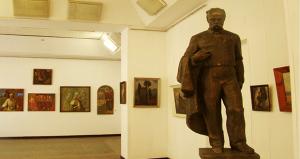 З нагоди 200-річчя у Тернополі відкрили виставку Тарасу Шевченку