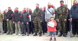 Сьогодні тернопільські дітлахи приєднались до лав захисників Вітчизни