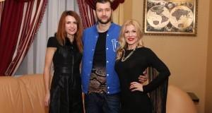 Тамерлан і Альона Омаргалієва в гостях журналу CITY LIFE