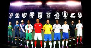 Історія футбольної форми