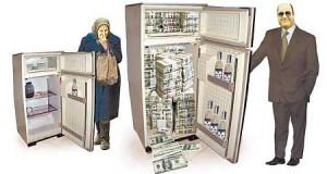 30 відмінностей бідних від багатих