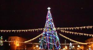 19 грудня у Тернополі засвітять головну новорічну ялинку